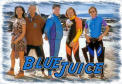 Blue Juice a 1995 surfing film starring Catherine Zeta Jones and Ewan McGregor.