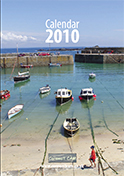 The Cornwall CAM 2010 wall calendar