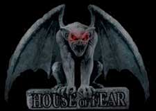 House of Fear film studios